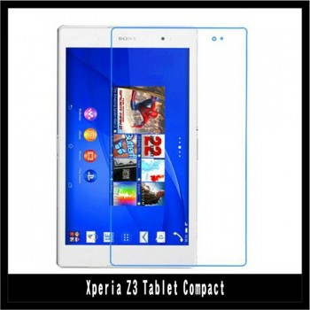 Sony Xperia Z3 Tablet Compact SGP621 強化ガラスフィルム